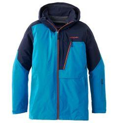 Giacca da Snowboard Patagonia UNTRACKED GRECIAN BLUE