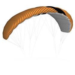 Vela da Kite Liquid Force TRAINER 2M
