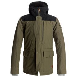 Giacca Quiksilver CANYON JACKET GRAPE LEAF