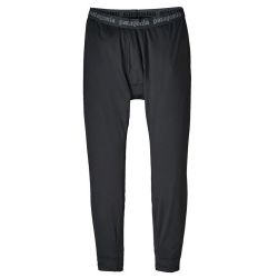 Pantaloni Termici Patagonia CAP BOTTOM BLACK