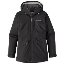 Giacca da Snowboard Patagonia INSULATED SNOWBELLE BLACK