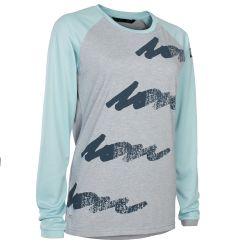 T-shirt Ion LS SCRUB AMP WMS CRYSTAL BLUE
