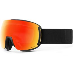 Maschera da Snowboard Out Of EARTH BLACK THE ONE FUOCO