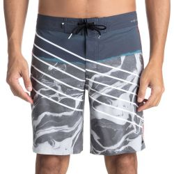 Costume Quiksilver HIGHLINE LAVA SLASH BLUE NIGHT 19''