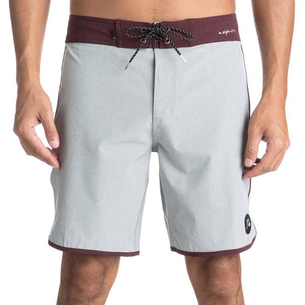 20d3551ceb Boardshort Quiksilver HIGHLINE SCALLOP 19'' SILVER SCONCE