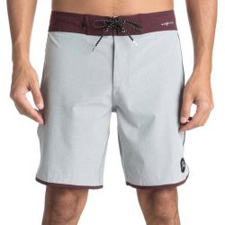 Costume Quiksilver BOARDSHORT HIGHLINE SCALLOP 19'' SILVER SCONCE