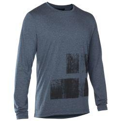 T-Shirt Ion LS SEEK AMP BLUE NIGHT