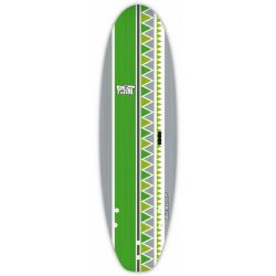 Tavola da Surf BIC PAINT 18 SHORTBOARD 6'0