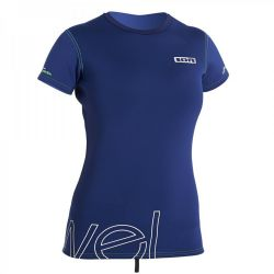 Lycra Ion NEO TOP WOMAN 2/1 SS NAVY