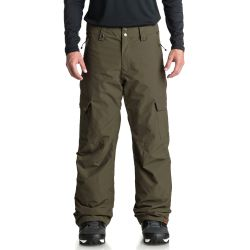 Pantaloni da Snowboard Quiksilver PORTER GRAPE LEAF