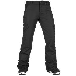 Pantaloni da Snowboard Volcom BRIDGER INSULATOR PANT BLACK