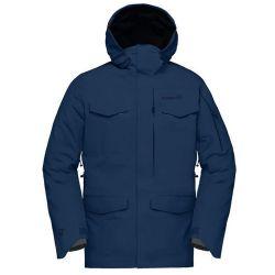Giacca da Snowboard Norrona RODAL GORE-TEX JACKET INDIGO NIGHT