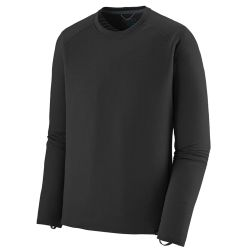 Maglia termica Patagonia M's CAPILENE THERMAL WEIGHT CREW BLACK