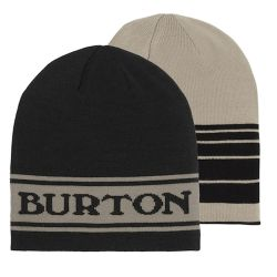 Beanie Burton BILLBOARD SLOUTCH TRUE BLACK/IRON GREY