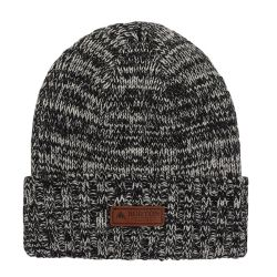 Beanie Burton GRINGO TRUE BLACK/STOUT WHITE MARL