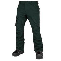 Pantaloni da Snowboard Volcom ARTICULATED PANT DARK GREEN