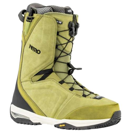 Snowboard Boots Nitro TEAM TLS TWO TONE GREEN 2020