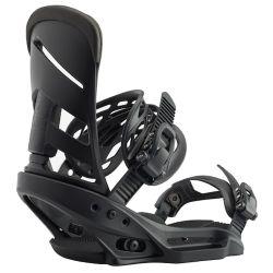 Attacchi da Snowboard Burton MISSION EST BLACK 2020
