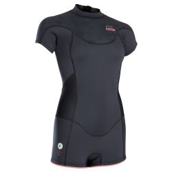 Wetsuit Ion MUSE SHORTY SS 2,0 BACK-ZIP STEEL GREY