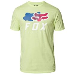 Maglietta Fox CHROMATIC SS PREMIUM TEE LIME
