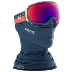 Maschera da Snowboard Anon TEMPEST MFI HORIZON/SONAR IR BLUE 2020