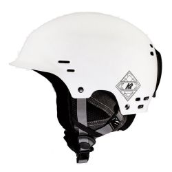 Casco da Snowboard K2 THRIVE WHITE 2021