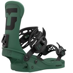 Attacchi Snowboard Union FORCE TEAM HB FOREST GREEN 2021