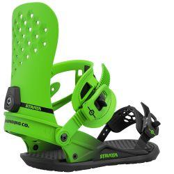 Attacchi Snowboard Union STRATA ACID GREEN 2021