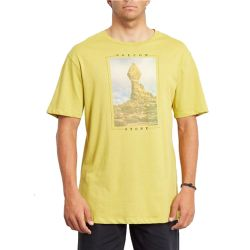 Maglietta Volcom STONE STACK FTY SS OLIVE 2021