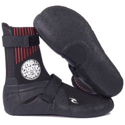 Scarpette Rip Curl FLASHBOMB 7MM ROUND TOE BOOT BLACK 2021