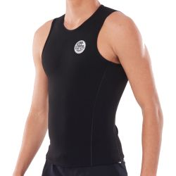 Lycra Uomo Rip Curl FLASHBOMB 0.5MM S/LESS BLACK 2021