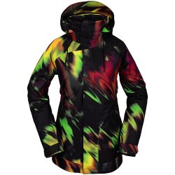 Giacca Snowboard Volcom WESTLAND INSULATED JACKET ACID YELLOW 2021
