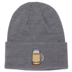 Beanie Coal THE CRAVE HEATHER GREY ( BEER )