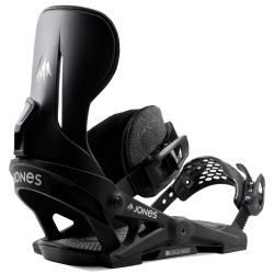 Attacchi Snowboard Jones MERCURY BLACK 2021