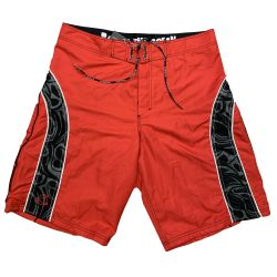 Costume Mystic CURED BOARDSHORT RED 36