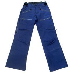 Pantaloni da Snowboard Norrona RODAL GORE-TEX PANTS OCEAN SWELL