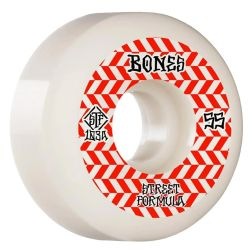 Ruote Skate Bones PATTERNS STF 55mm