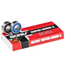 Cuscinetti Skate BONES SUPER SWISS 6 BALL