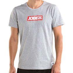 Maglietta Jobe CASUAL LOGO GREY 2021