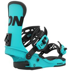 Attacchi Snowboard Union UCH FORCE 5 PACKS BLUE 2021
