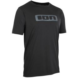 Fahrrad T-Shirt Ion TEE SS SEEK DR BLACK 2021