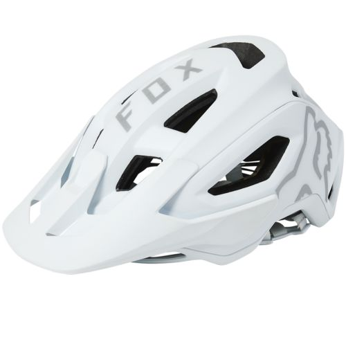 Casco Bike Fox SPEEDFRAME PRO HELMET WHITE 2021