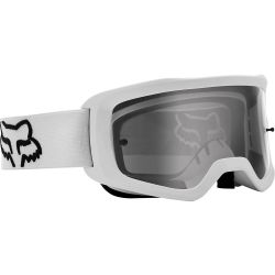 Maschera Bike Fox MAIN STRAY GOGGLE WHITE 2021
