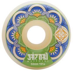 Ruote Skate Satori MANDALA CONICAL SHAPE 52MM