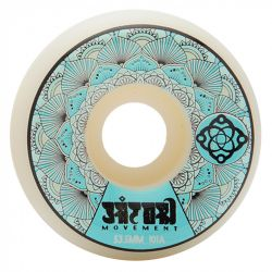 Ruote Skate Satori MANDALA CONICAL SHAPE 53.5MM