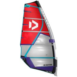 Vela Windsurf Duotone E_PACE RED/BLUE 2021