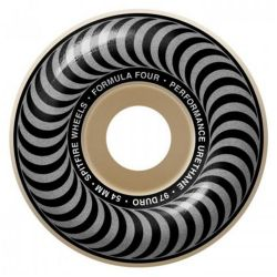 Ruote Skate Spitfire FORMULA  FOUR CLASSIC SILVER 54MM