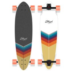 Longboard Long Island TRESTLESS PINTAIL 35""