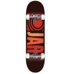 "Complete Skateboard Jart CLASSIC 7.87"""