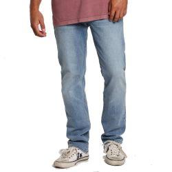 Jeans Volcom SOLVER DENIM LIGHT WICKED BLUE 2021
